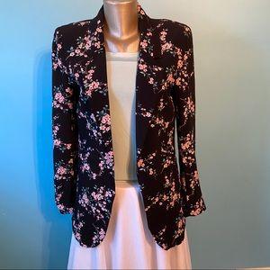 Lila Rose cherry blossom blazer